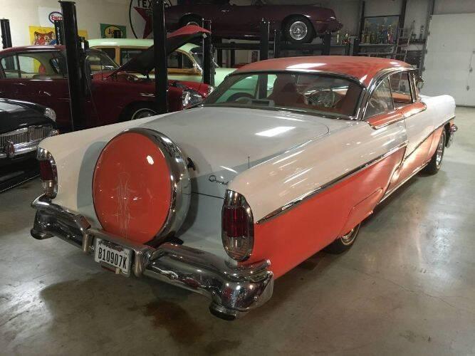 1956 Mercury Montclair for sale in Cadillac, MI