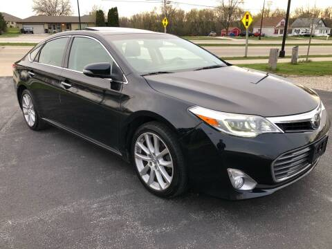 2013 Toyota Avalon for sale at Wyss Auto in Oak Creek WI