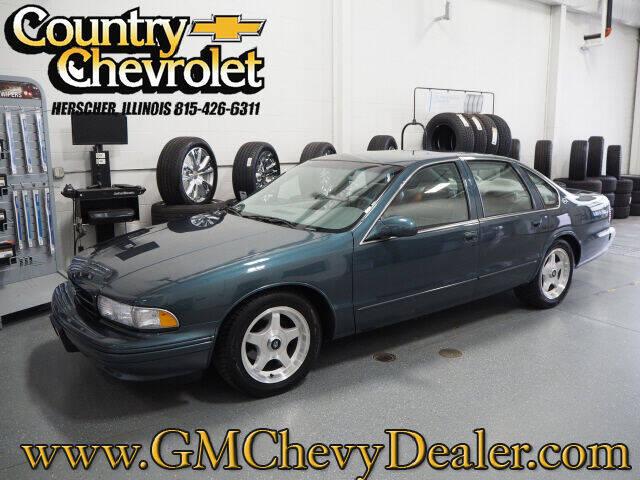 1995 Chevrolet Caprice for sale in Herscher, IL