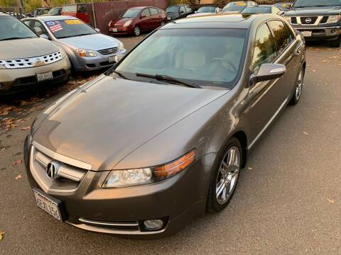 2008 Acura TL for sale at C. H. Auto Sales in Citrus Heights CA