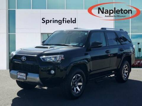 2018 Toyota 4Runner for sale at Napleton Autowerks in Springfield MO