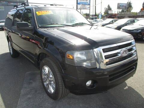 2011 Ford Expedition EL for sale at GMA Of Everett in Everett WA