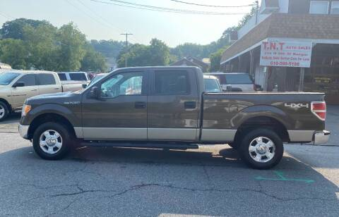2009 Ford F-150 for sale at TNT Auto Sales in Bangor PA