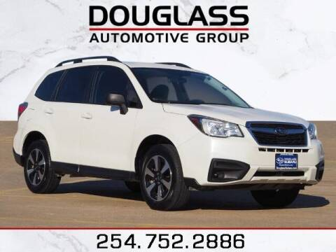 2017 Subaru Forester for sale at Douglass Automotive Group in Central Texas TX