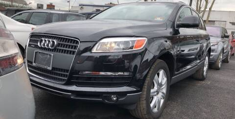 2007 Audi Q7 for sale at OFIER AUTO SALES in Freeport NY