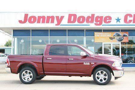2016 RAM Ram Pickup 1500 for sale at Jonny Dodge Chrysler Jeep in Neligh NE