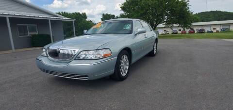 2007 Lincoln Town Car for sale at Jacks Auto Sales in Mountain Home AR