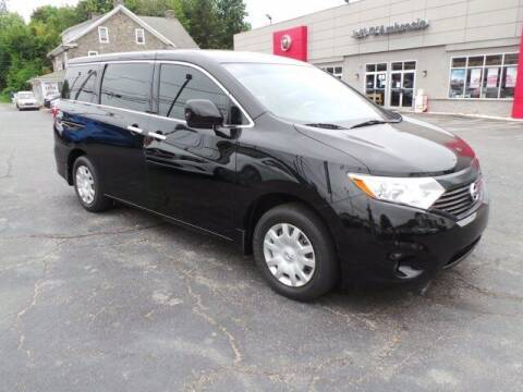 2015 Nissan Quest for sale at Jeff D'Ambrosio Auto Group in Downingtown PA