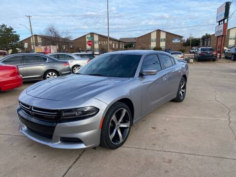 2017 Dodge Charger for sale at Car Gallery in Oklahoma City OK