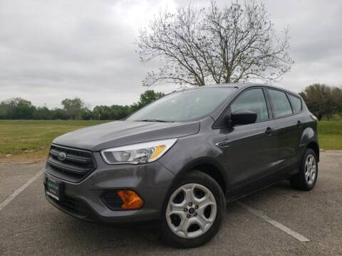 2017 Ford Escape for sale at Laguna Niguel in Rosenberg TX