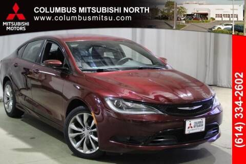 2016 Chrysler 200 for sale at Auto Center of Columbus - Columbus Mitsubishi North in Columbus OH