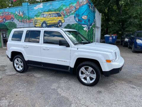 2011 Jeep Patriot for sale at Showcase Motors in Pittsburgh PA