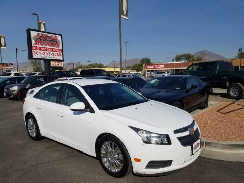 2012 Chevrolet Cruze for sale at ATLAS MOTORS INC in Salt Lake City UT