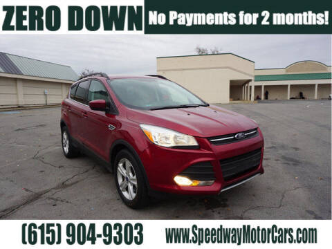 2015 Ford Escape for sale at Speedway Motors in Murfreesboro TN