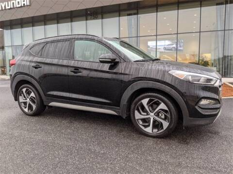 2018 Hyundai Tucson for sale at CU Carfinders in Norcross GA