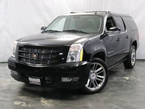 2014 Cadillac Escalade ESV for sale at United Auto Exchange in Addison IL