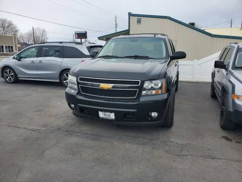 2011 Chevrolet Suburban for sale at Auto Image Auto Sales Chubbuck in Chubbuck ID