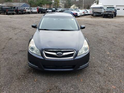 2010 Subaru Legacy for sale at 1st Priority Autos in Middleborough MA