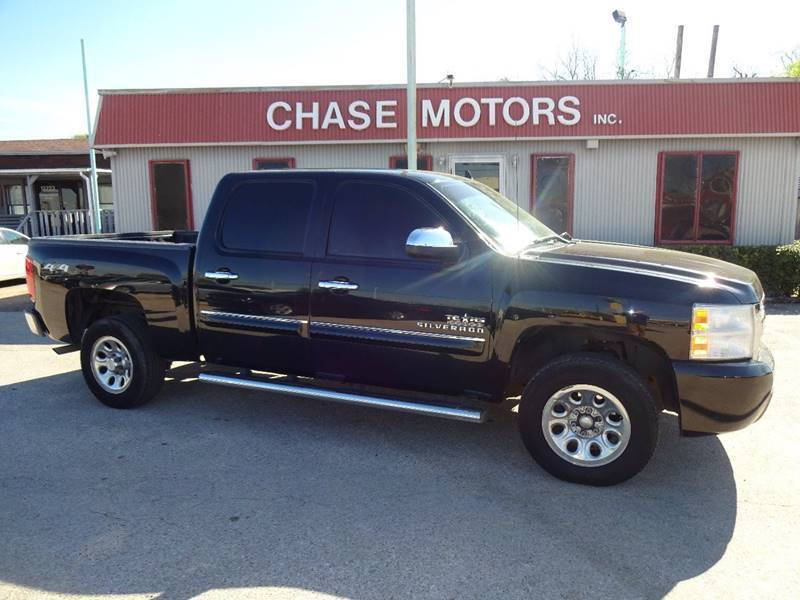 2012 Chevrolet Silverado 1500 for sale at Chase Motors Inc in Stafford TX