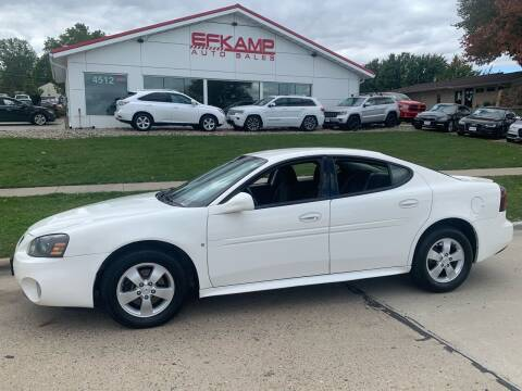 2008 Pontiac Grand Prix for sale at Efkamp Auto Sales LLC in Des Moines IA