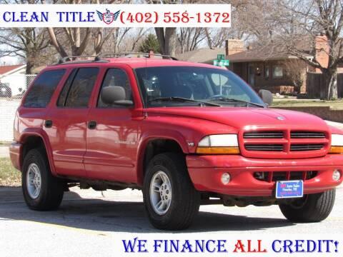 2000 Dodge Durango for sale at NY AUTO SALES in Omaha NE