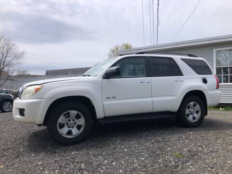 2006 Toyota 4Runner for sale at Top Line Import in Haverhill MA