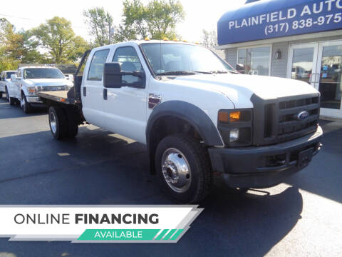 2008 Ford F-550 Super Duty for sale at Plainfield Auto Sales in Plainfield IN