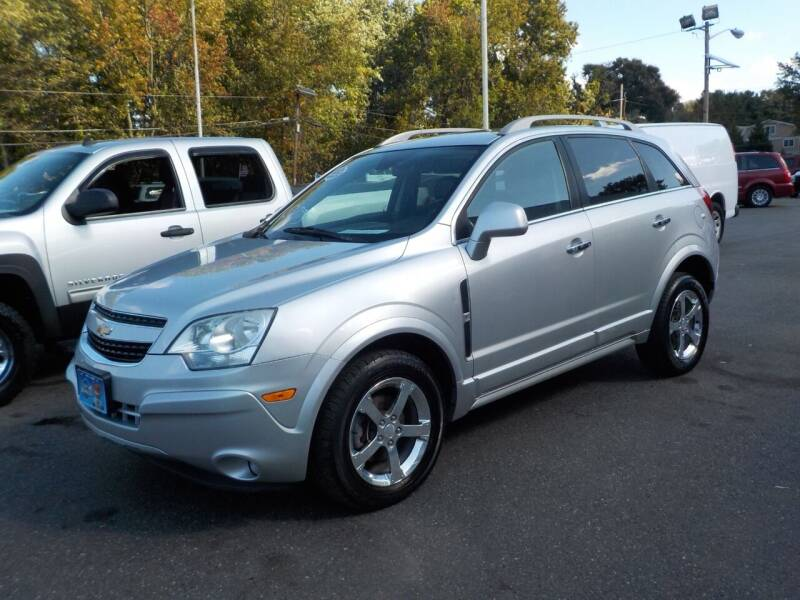 2012 Chevrolet Captiva Sport for sale at United Auto Land in Woodbury NJ