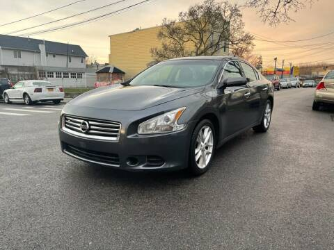 2013 Nissan Maxima for sale at Kapos Auto, Inc. in Ridgewood, Queens NY