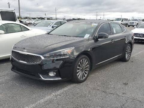 2017 Kia Cadenza for sale at Adams Auto Group Inc. in Charlotte NC