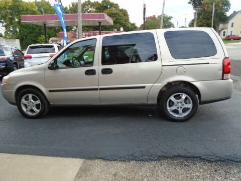 2008 Chevrolet Uplander for sale at Nelson Auto Sales in Toulon IL