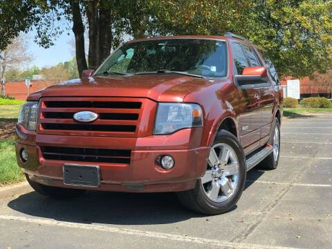 2007 Ford Expedition for sale at William D Auto Sales in Norcross GA