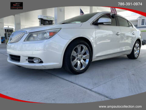 2011 Buick LaCrosse for sale at Amp Auto Collection in Fort Lauderdale FL