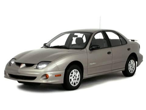 2000 Pontiac Sunfire for sale at Sundance Chevrolet in Grand Ledge MI
