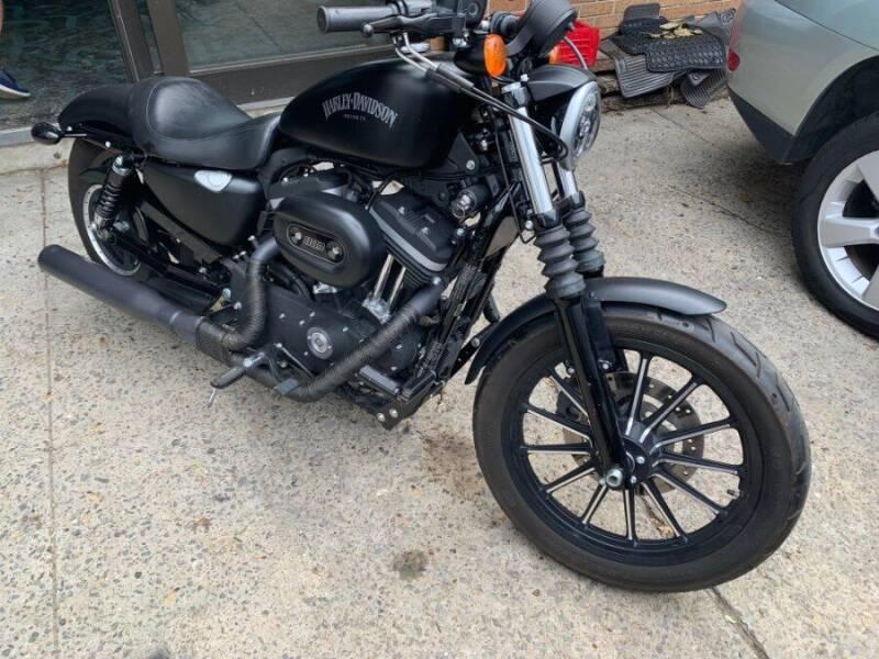 2012 Harley Davidson SPORSTER for sale at Autoforward Motors Inc in Brooklyn NY