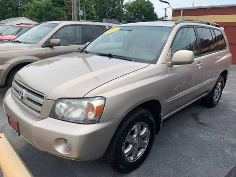 2007 Toyota Highlander for sale at KENNEDY AUTO CENTER in Bradley IL