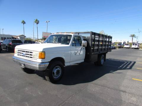 1991 Ford F-450 for sale at Charlie Cheap Car in Las Vegas NV