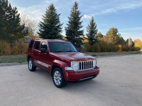 2011 Jeep Liberty for sale at QUEST MOTORS in Englewood CO
