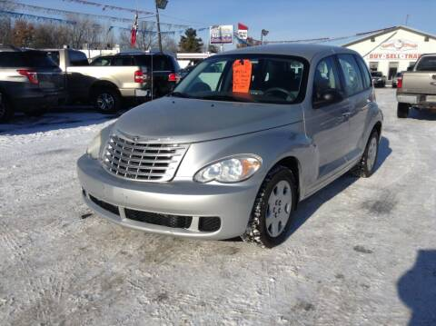 2006 Chrysler PT Cruiser for sale at Steves Auto Sales in Cambridge MN