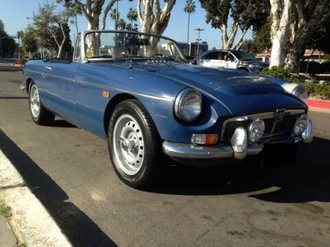 1969 MG MGC for sale at Haggle Me Classics in Hobart IN