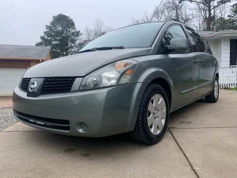 2005 Nissan Quest for sale at Efficiency Auto Buyers in Milton GA