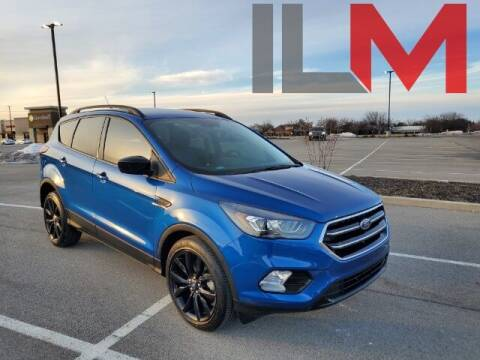 2019 Ford Escape for sale at INDY LUXURY MOTORSPORTS in Fishers IN