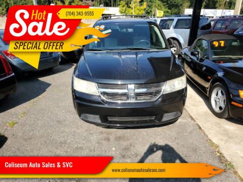 2009 Dodge Journey for sale at Coliseum Auto Sales & SVC in Charlotte NC