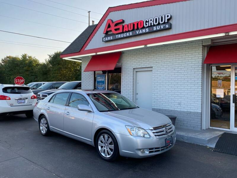 2005 Toyota Avalon for sale at AG AUTOGROUP in Vineland NJ