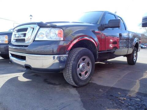 2007 Ford F-150 for sale at RPM AUTO SALES in Lansing MI