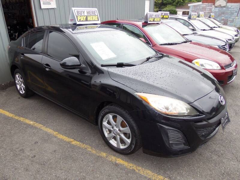 2011 Mazda MAZDA3 for sale at Fulmer Auto Cycle Sales - Fulmer Auto Sales in Easton PA