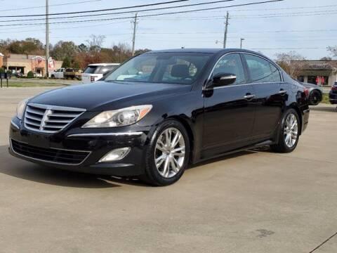 2012 Hyundai Genesis for sale at Best Auto Sales LLC in Auburn AL