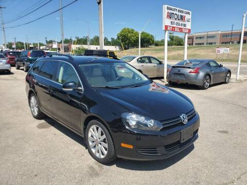 2012 Volkswagen Jetta for sale at AutoLink LLC in Dayton OH
