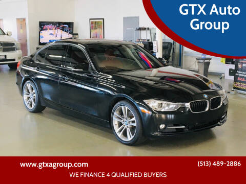 2014 BMW 3 Series for sale at GTX Auto Group in West Chester OH