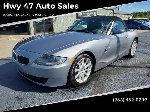 2007 BMW Z4 for sale at Hwy 47 Auto Sales in Saint Francis MN